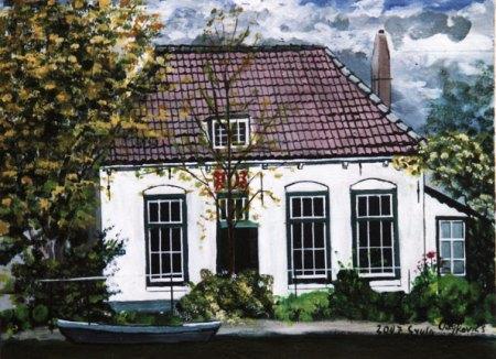 Veerhuis